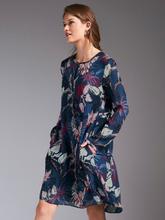 Kleid LIEBLINGSSTÜCK blau