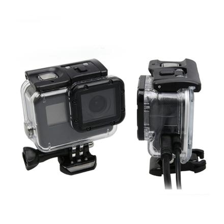 GoPro Hero 5 Black skal med sidoöppning