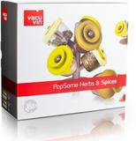 Vacuvin PopSome Herbs set med 6 stycken