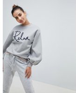 Ted Baker - Ted Says Relax sweatshirt - Grå