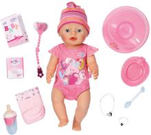 Baby Born - Interaktiivinen nukke 43cm