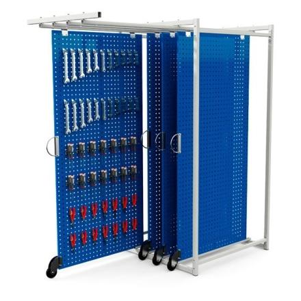 MaxiStore Tillægsplade blå