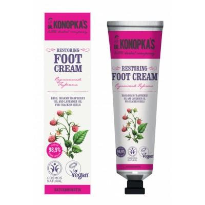 Dr. Konopka's Restoring Raspberry Foot Cream 75 ml