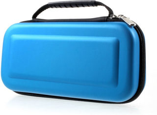 Nintendo Switch portable hard case travelling box case - Blue