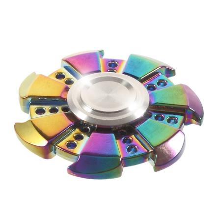 EDC multi-gear colorful Fidget Spinner