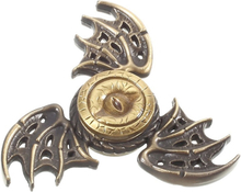 EDC dragon pattern Tri-Spinnerspinner Fidget Spinner- Bronze