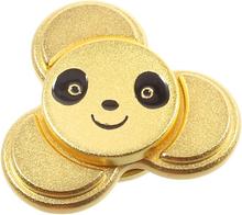 Edc Cute Panda Form Tri-Spinnerspinner Fidget Spinner- Gull