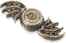EDC dragon pattern Fidget Spinner- Bronze