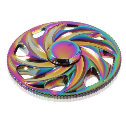 EDC colorized hot wheels Fidget Spinner