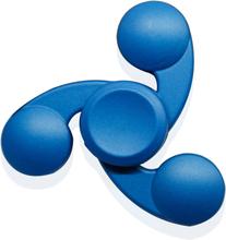 Kirsite Tri-Spinnerspinner Fidget Spinner- Blå