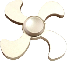 Edc Quadrangle Aluminum Fidget Spinner- Gull