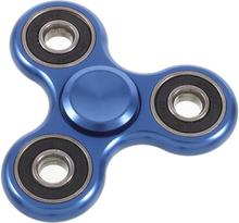 Edc Aluminiumslegering Tri-Spinnerspinner- Blå