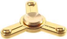 Edc Metal Tri-Spinner Spinning Fidget Spinner- Gull