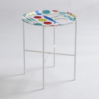 Almedahls Picknick Brickbord inkl stativ Ø 45 cm
