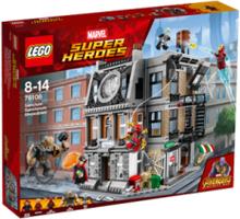 Marvel Super Heroes 76108 Uppgörelse i Sanctum Sanctorum