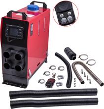 Air diesel Heater LCD Remote 2KW-8KW 12V For SUV MotorHomes Car Caravan 4 Holes