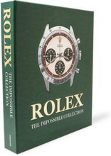 Rolex: The Impossible Collection Hardcover Book - Green