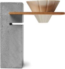 Basi Pour-over Coffee Stand - Gray