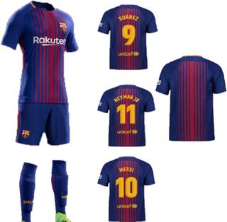 Messis barcelona fotbolls kläder