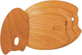 Palett Mabef - Oval 30x40 cm