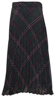 Dondup Skirt Tartan Green/Red/Blue 10 Yrs