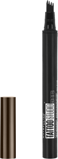 Kjøp Maybelline Tattoo Brow Micro-Pen Tint, Deep Brown 1 g Maybelline Øyenbrynsmakeup Fri frakt