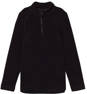 Peak Performance Micro Fleece Zip Jacka Svart 130cm (8 years)