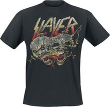 Slayer - Demon Melt -T-skjorte - svart