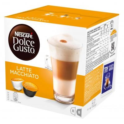 Nescafe Dolce Gusto Latte Macchiato 16 kpl