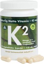 DFI Vitamin-K2 90 mcg Pflanzlich 90 stk
