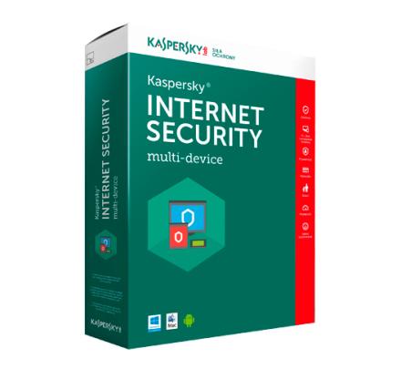 Kaspersky Internet Security Multi-Device 2019 - 1 enhed / 2 år