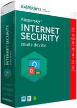 Kaspersky Internet Security Multi-Device 2019 - 3 enheder / 1 år