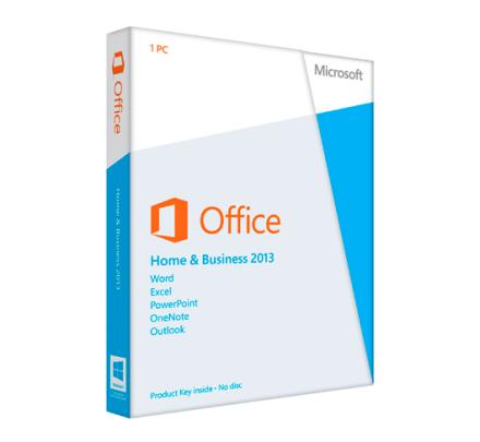 Microsoft Office 2013 Hjem og Firmaet