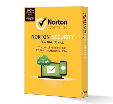 Norton Security til Mac 2019 - 1 Mac / 1 år