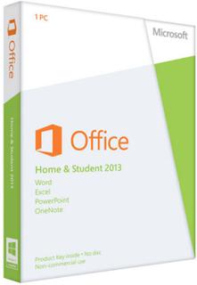 Microsoft Office til Hjemmet og Studiet 2013 (Windows)