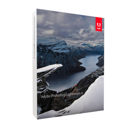 Adobe Photoshop Lightroom - 6 | PC/Mac |