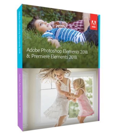 Adobe Photoshop Elements & Adobe Premiere Elements 2019 - | PC/Mac |