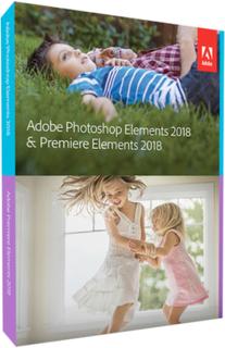 Adobe Photoshop Elements plus Adobe Premiere Elements 2019 - | PC/Mac |
