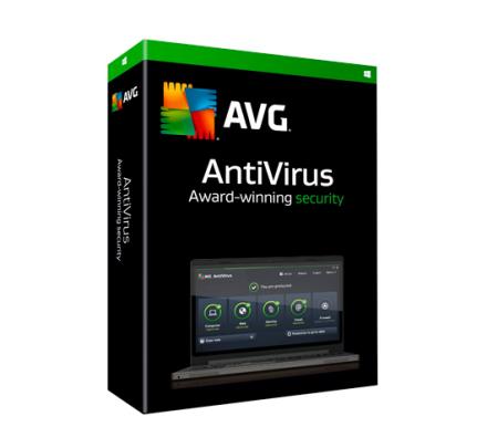 AVG AntiVirus 2019 - 1 PC / 1 år