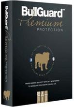 BullGuard Premium Protection 2019 - 3 enheder / 1 år | PC/Mac |