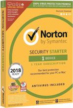 Norton Security 2019 - 1 enhed / 1 år