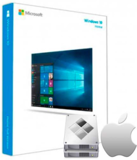 Microsoft Windows 10 Home til Mac - (OEM)