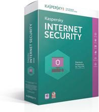 Kaspersky Internet Security 2019 - 3 enhed / 1 år
