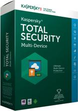 Kaspersky Total Security Multi-Device 2019 - 1 enhed / 1 år