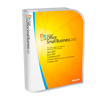 Microsoft Office Small Business 2007 - 1 PC