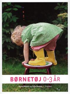 Børnetøj 0-3 år (Bog)