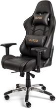 Circuito Gaming Stuhl - Schwarz - PU-Leder - Bis zu 150 kg