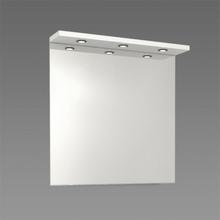 Spegel med ramp Källa / Ramsnäs 900 mm, Vit, 900 mm