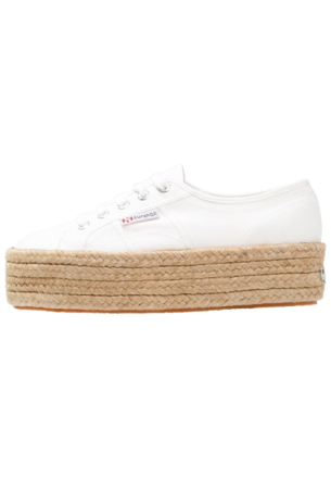 Superga COTROPEW Loafers white