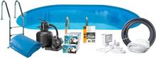 Swim & Fun 2782 Poolpaket 6 x 3,2 x 1,5 m, 24 420L